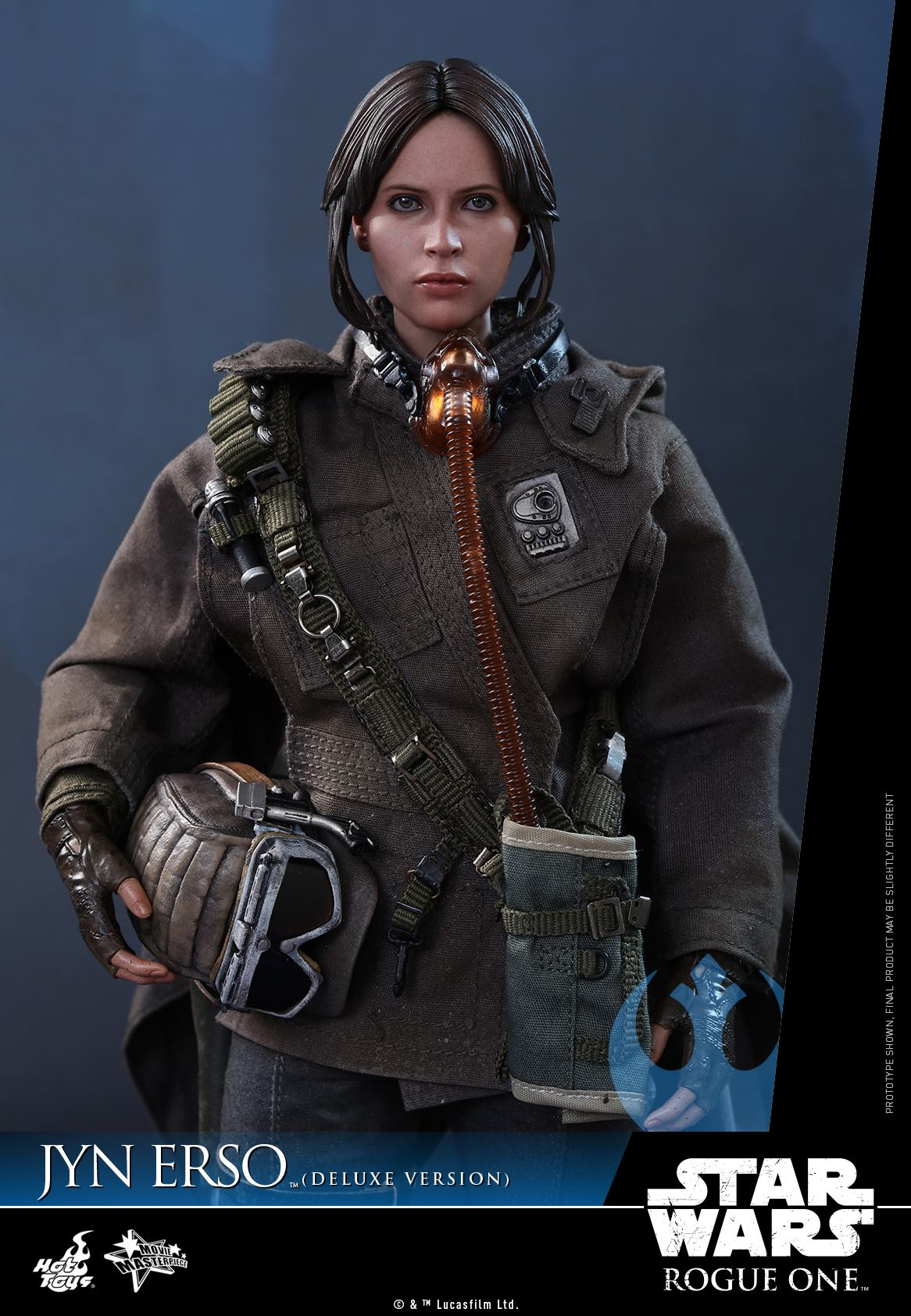Rogue One Jyn Erso Hot Toy (Deluxe)