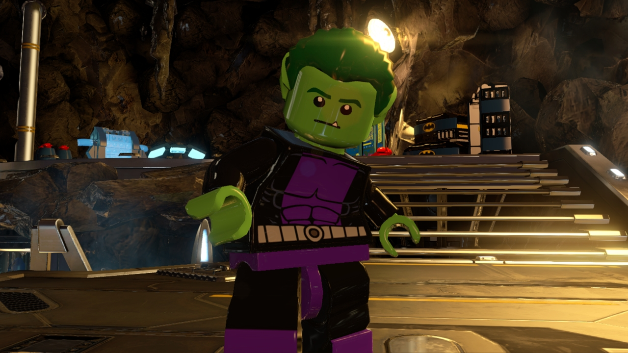 Gamescom: New Images, Characters for LEGO Batman 3: Beyond