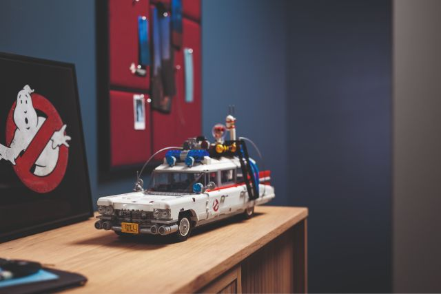 Afterlife Ecto-1