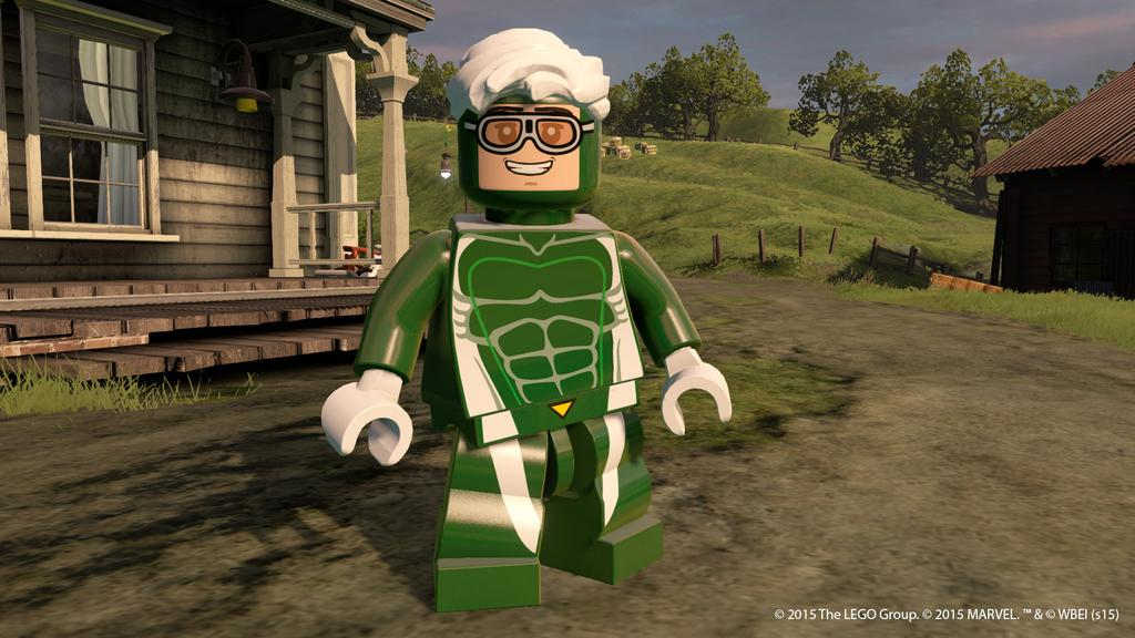 LEGO Marvel's Avengers Speed