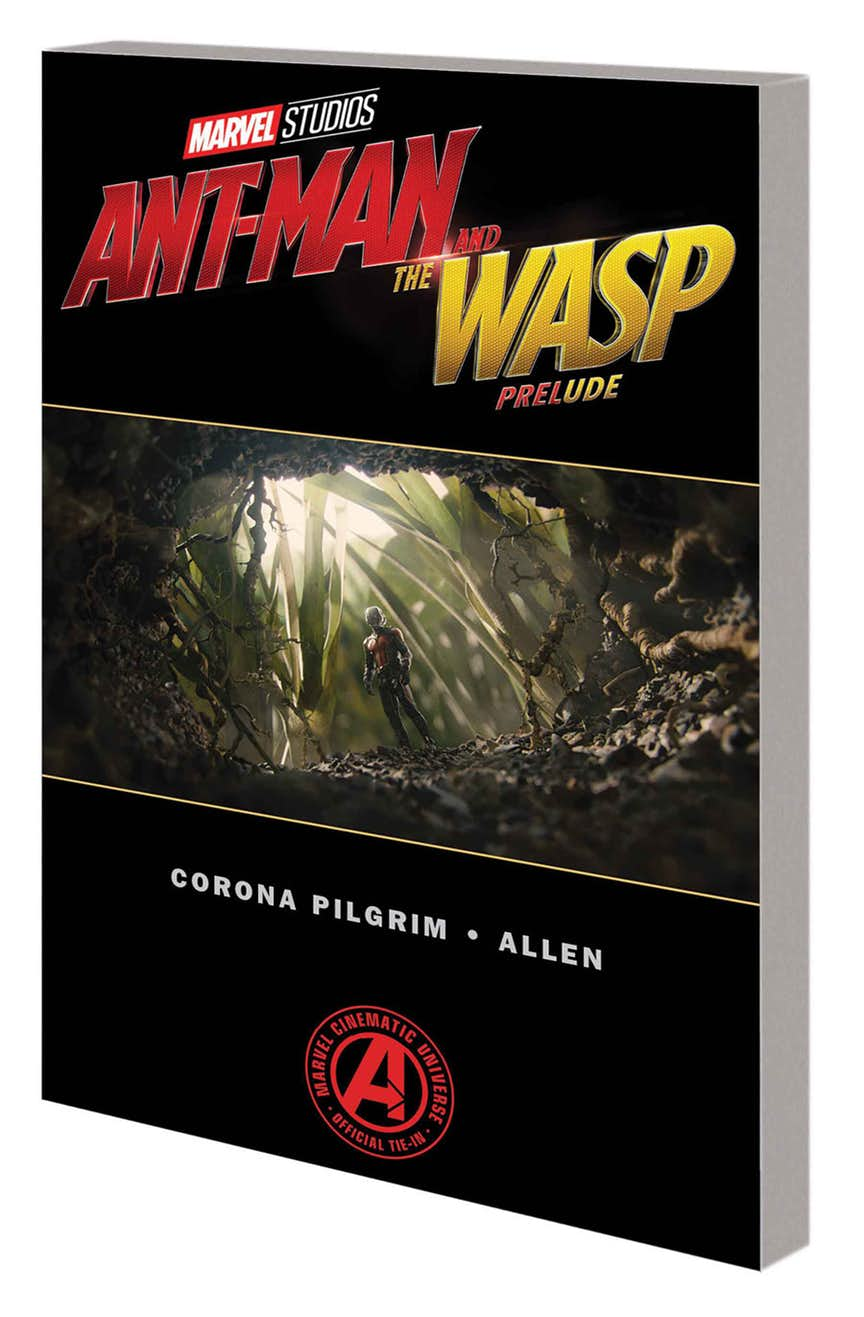 MARVEL'S ANT-MAN AND THE WASP PRELUDE TPB