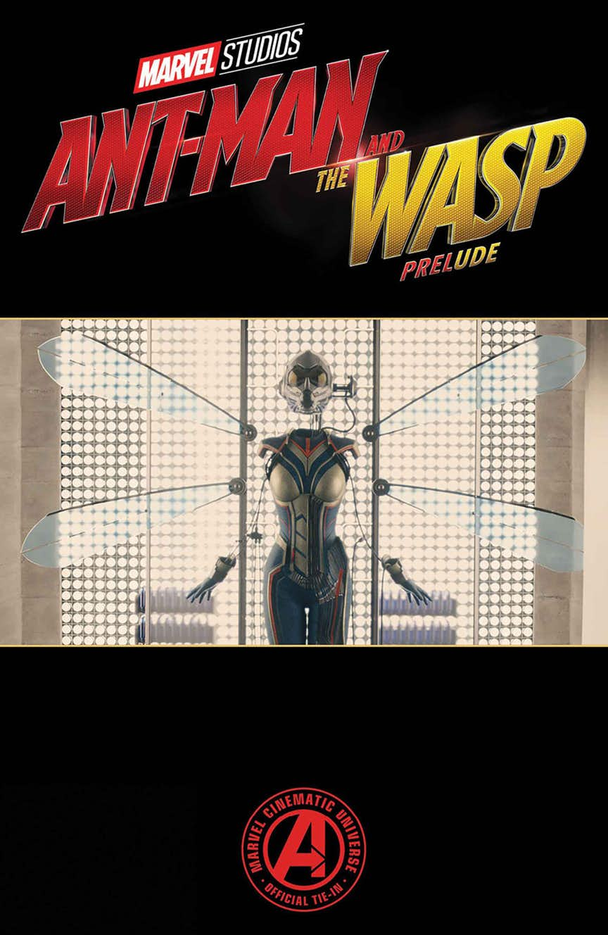 MARVEL'S ANT-MAN AND THE WASP PRELUDE #2 (of 2)
