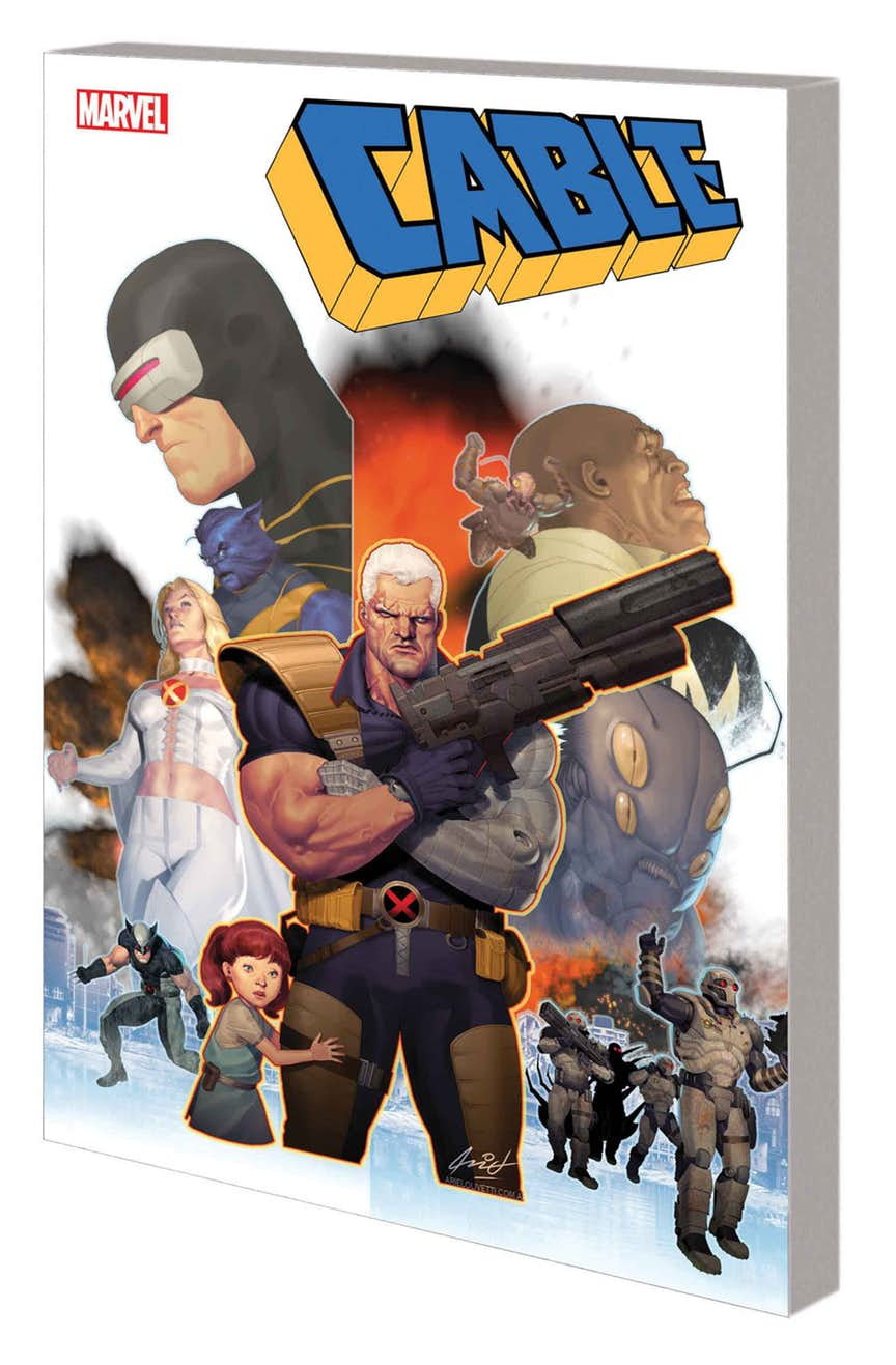 CABLE: THE LAST HOPE VOL. 1 TPB