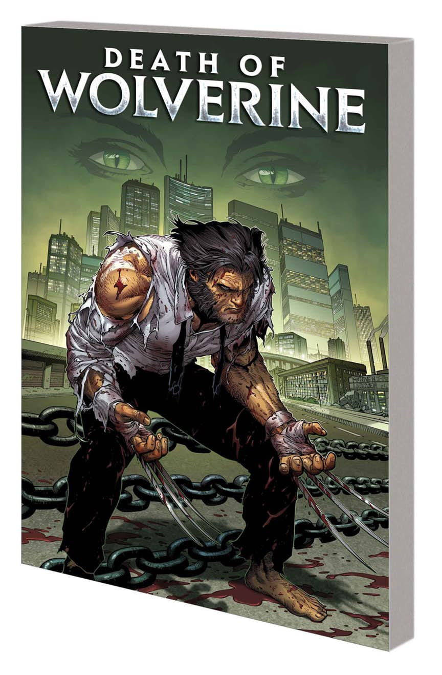 DEATH OF WOLVERINE: THE COMPLETE COLLECTION TPB