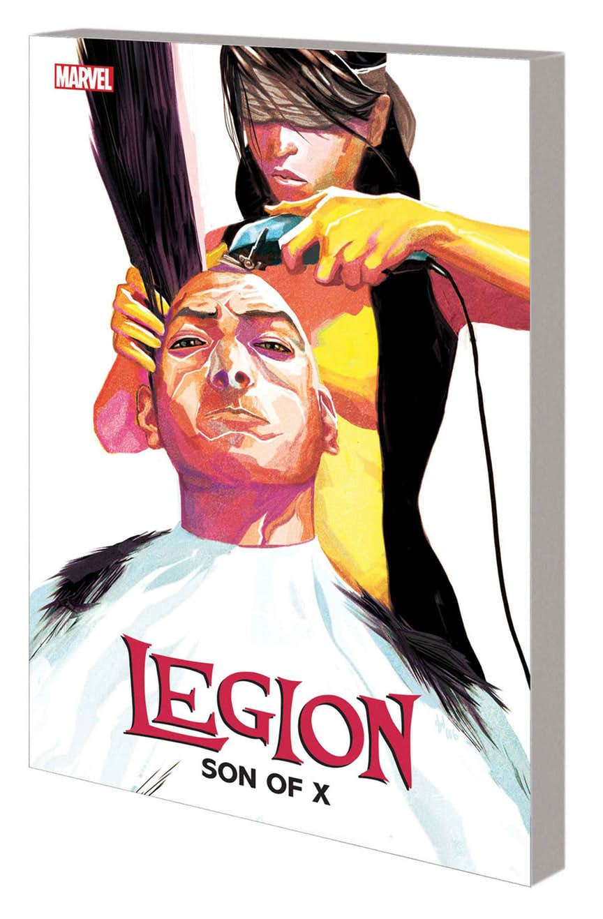 LEGION: SON OF X VOL. 4 — FOR WE ARE MANY TPB