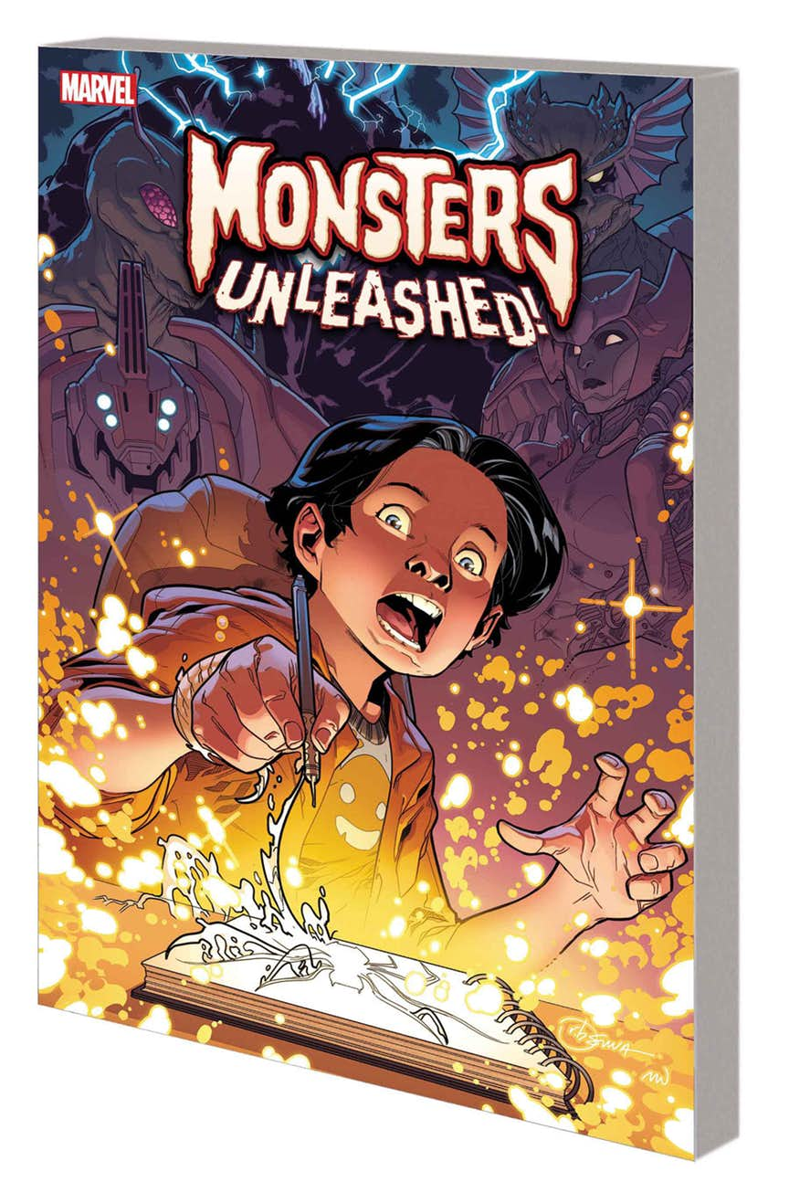 MONSTERS UNLEASHED VOL. 2: LEARNING CURVE TPB