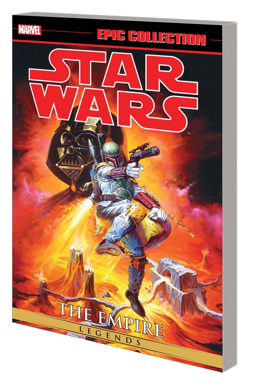 STAR WARS LEGENDS EPIC COLLECTION: THE EMPIRE VOL. 4 TPB