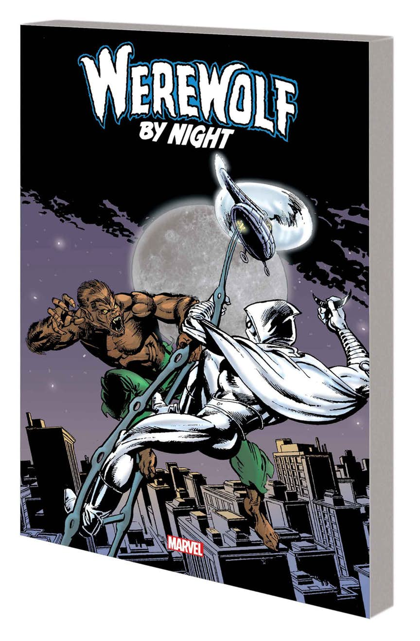 WEREWOLF BY NIGHT: THE COMPLETE COLLECTION VOL. 3 TPB