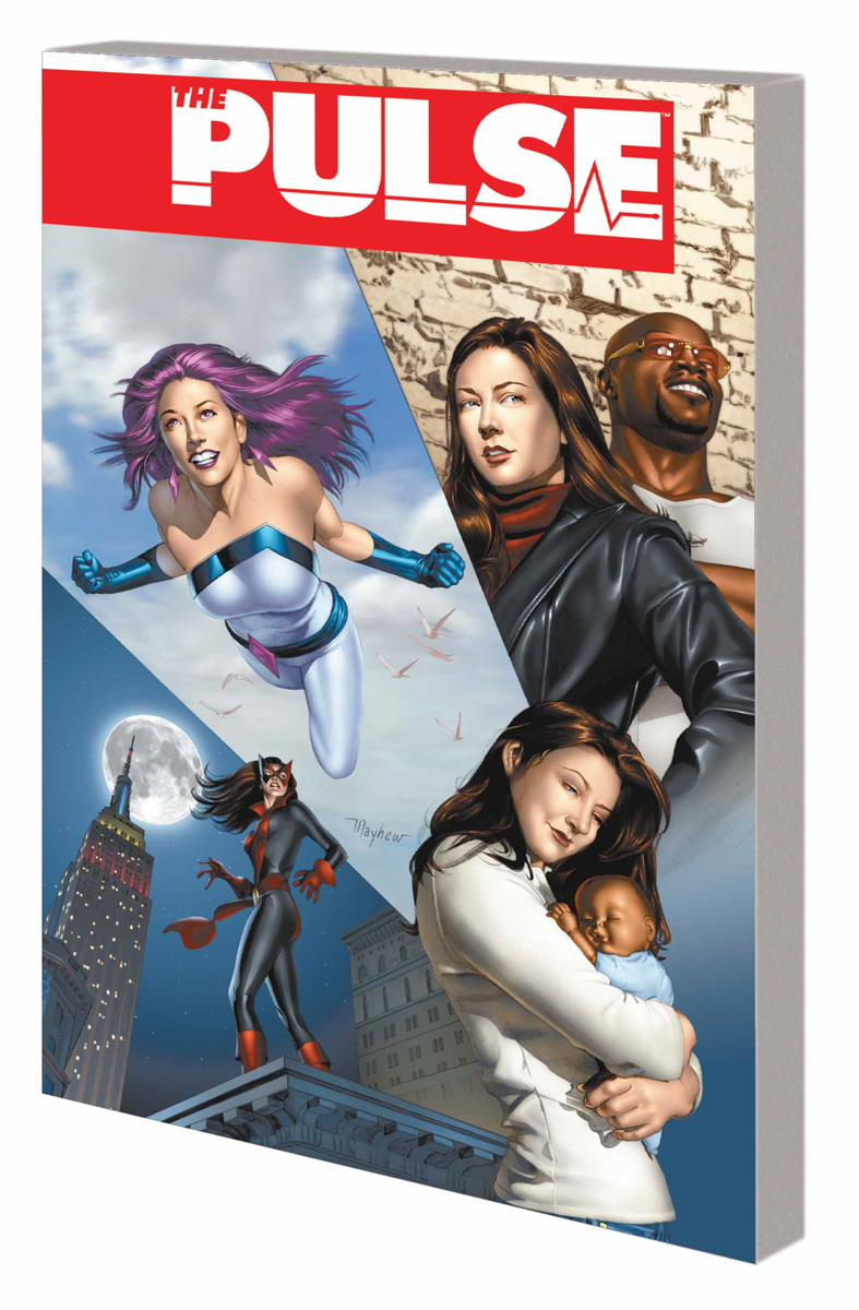JESSICA JONES: THE PULSE — THE COMPLETE COLLECTION TPB