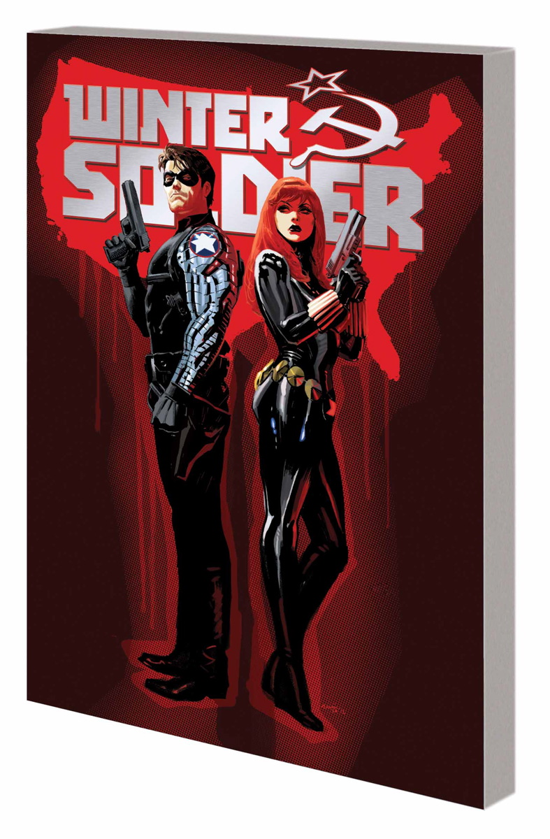 WINTER SOLDIER BY ED BRUBAKER: THE COMPLETE COLLECTION TPB