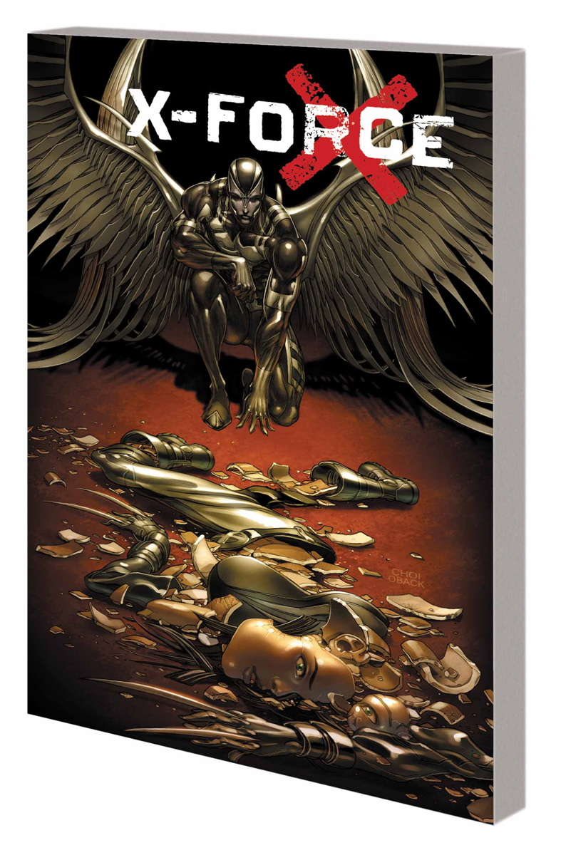 X-FORCE BY CRAIG KYLE & CHRIS YOST: THE COMPLETE COLLECTION VOL. 2 TPB