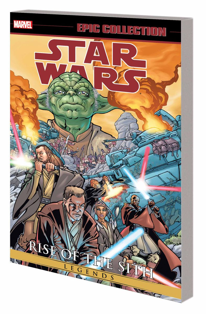 STAR WARS LEGENDS EPIC COLLECTION: RISE OF THE SITH VOL. 1 TPB