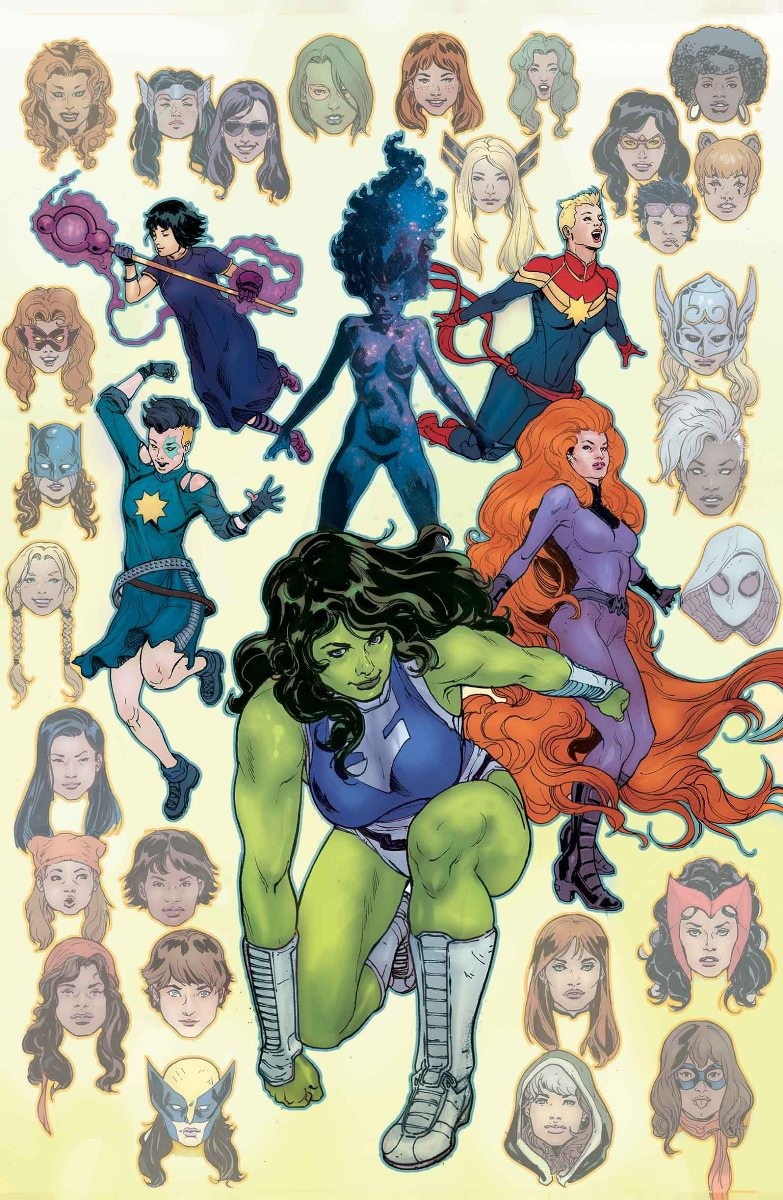 A-FORCE #1 VARIANT