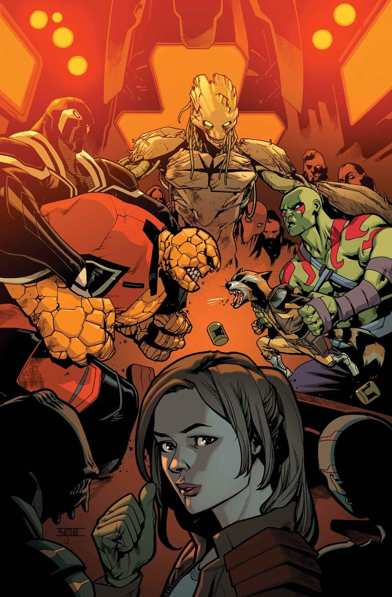 GUARDIANS OF THE GALAXY #3 VARIANT