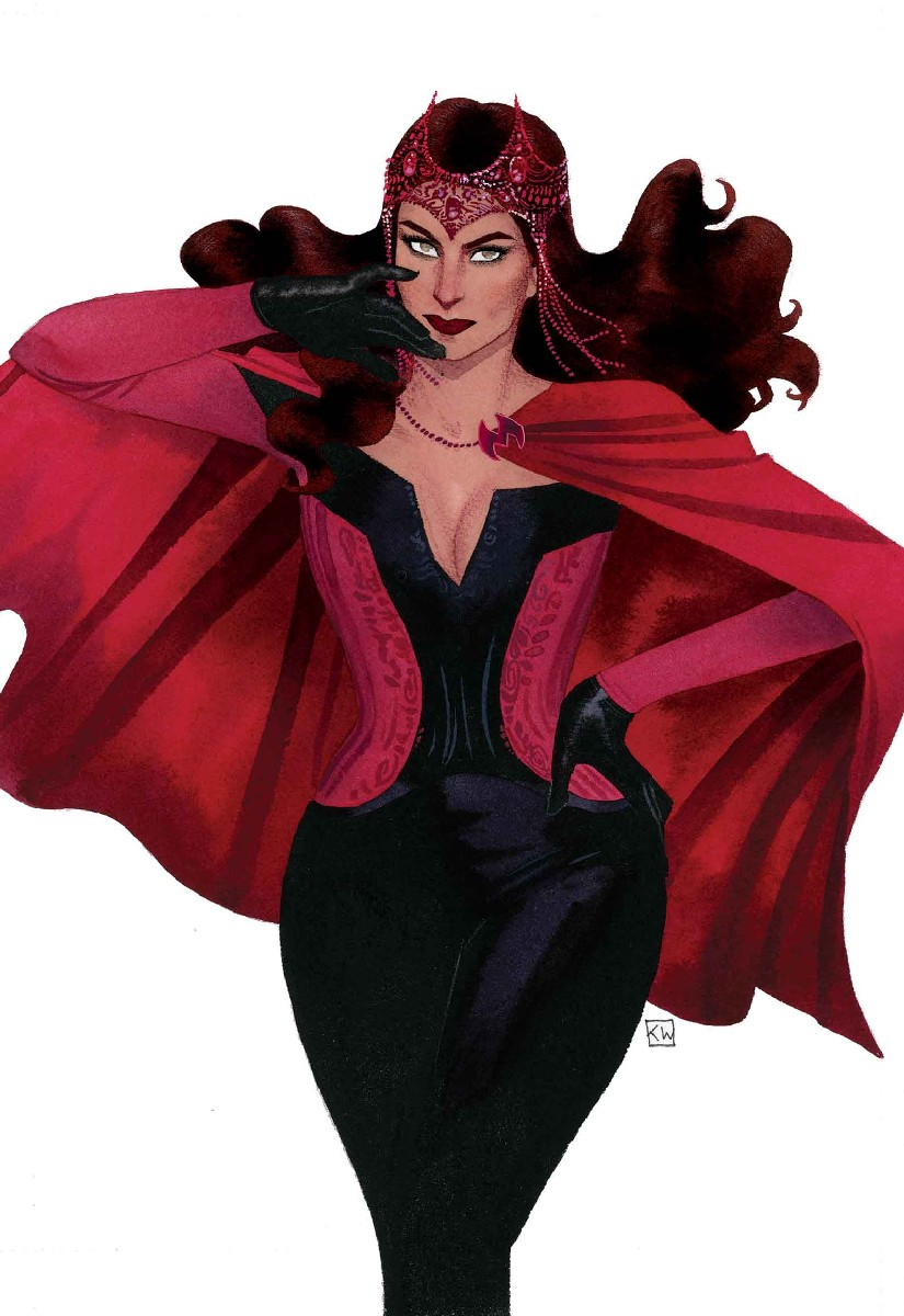 SCARLET WITCH #1 VARIANT