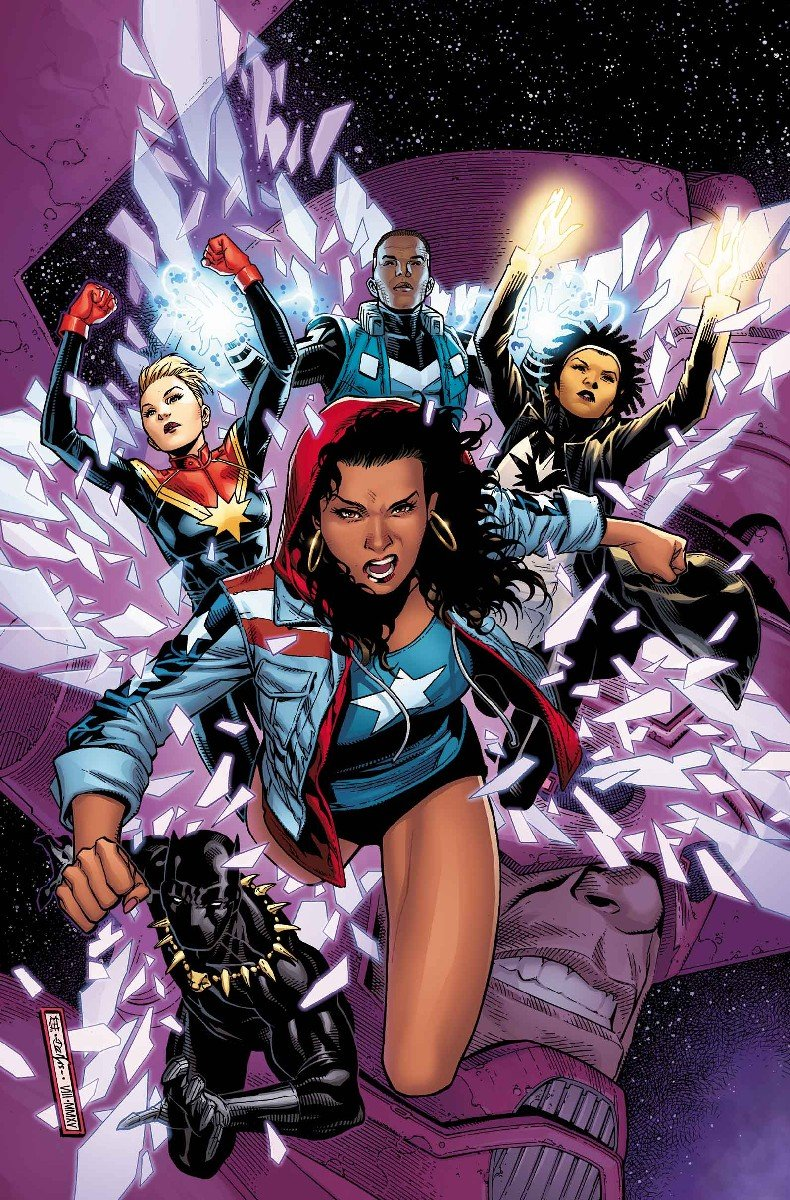 THE ULTIMATES #2 VARIANT