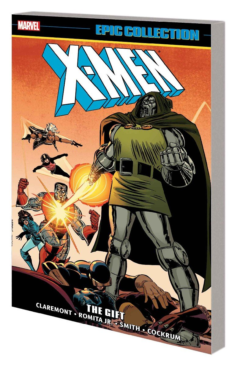 X-MEN EPIC COLLECTION: THE GIFT TPB