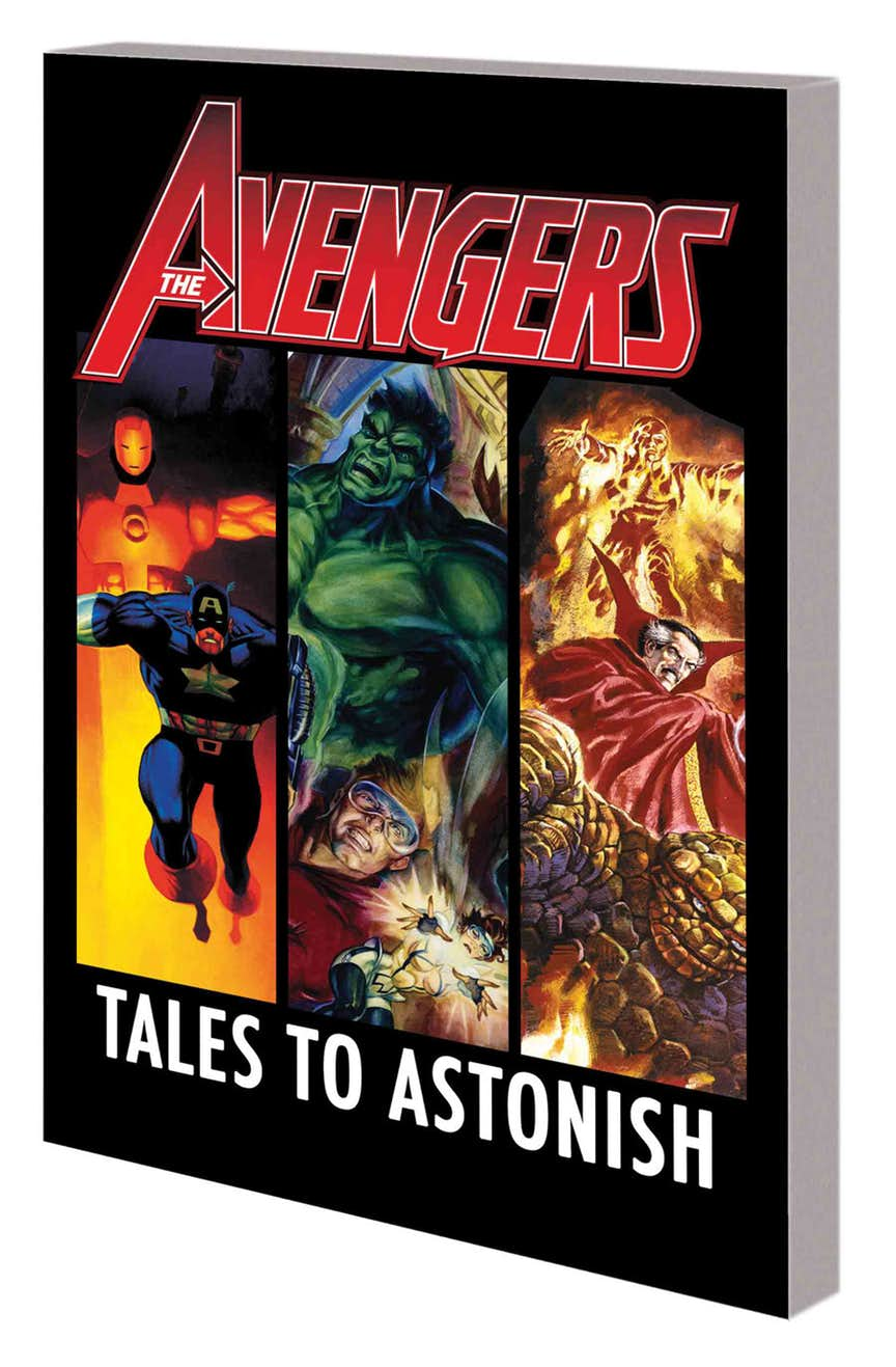 AVENGERS: TALES TO ASTONISH TPB