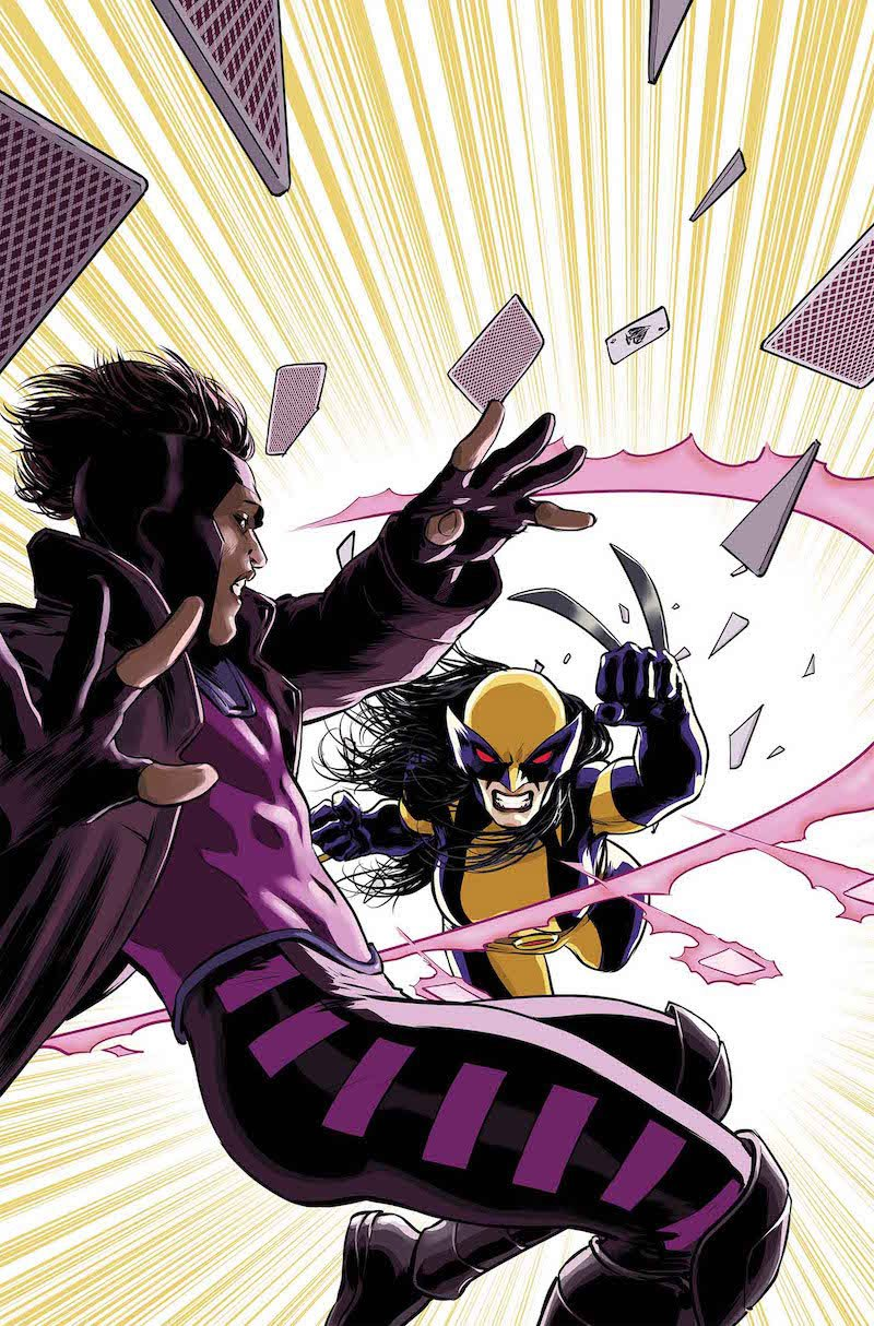 ALL-NEW WOLVERINE #17