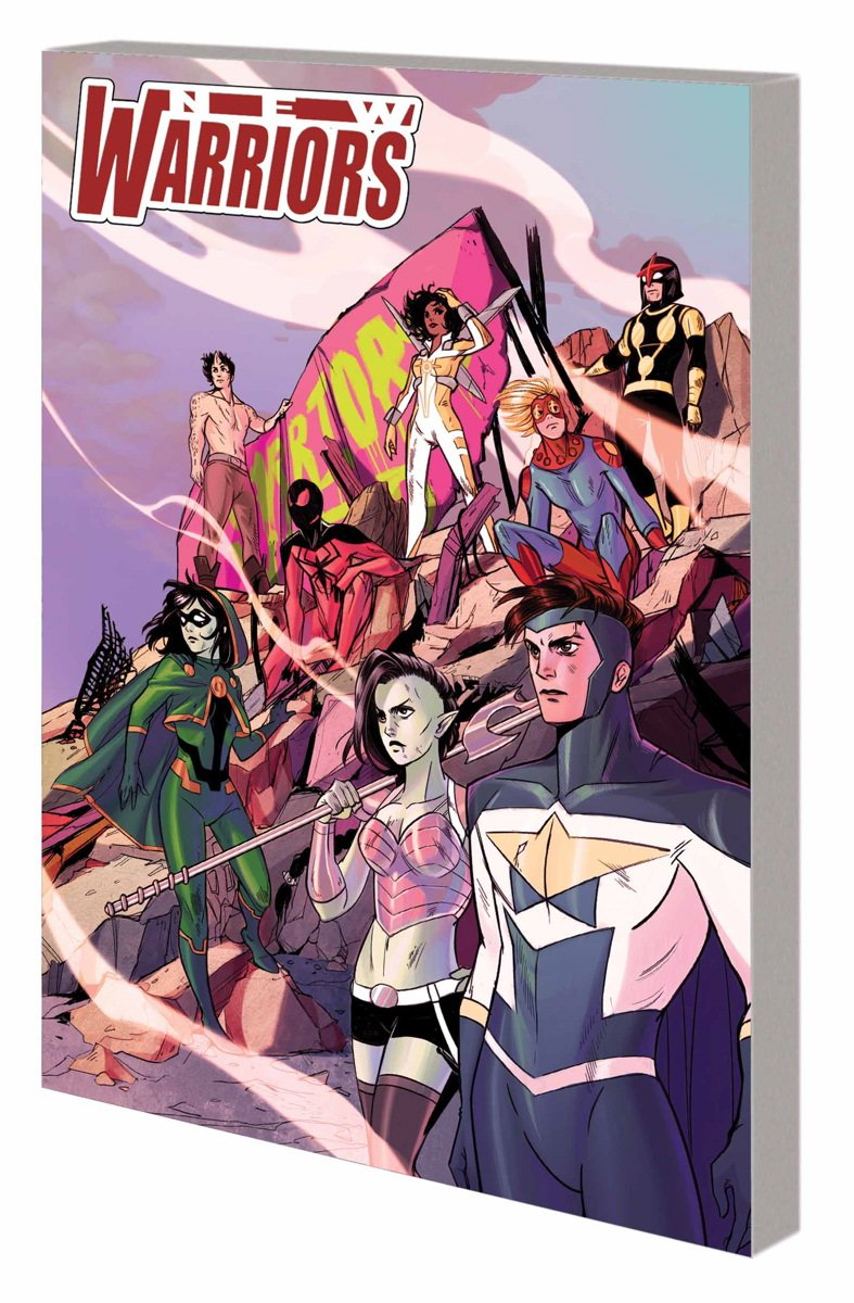 NEW WARRIORS VOL. 2: ALWAYS AND FOREVER TPB