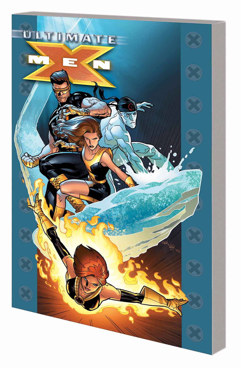 ULTIMATE X-MEN ULTIMATE COLLECTION BOOK 5 TPB