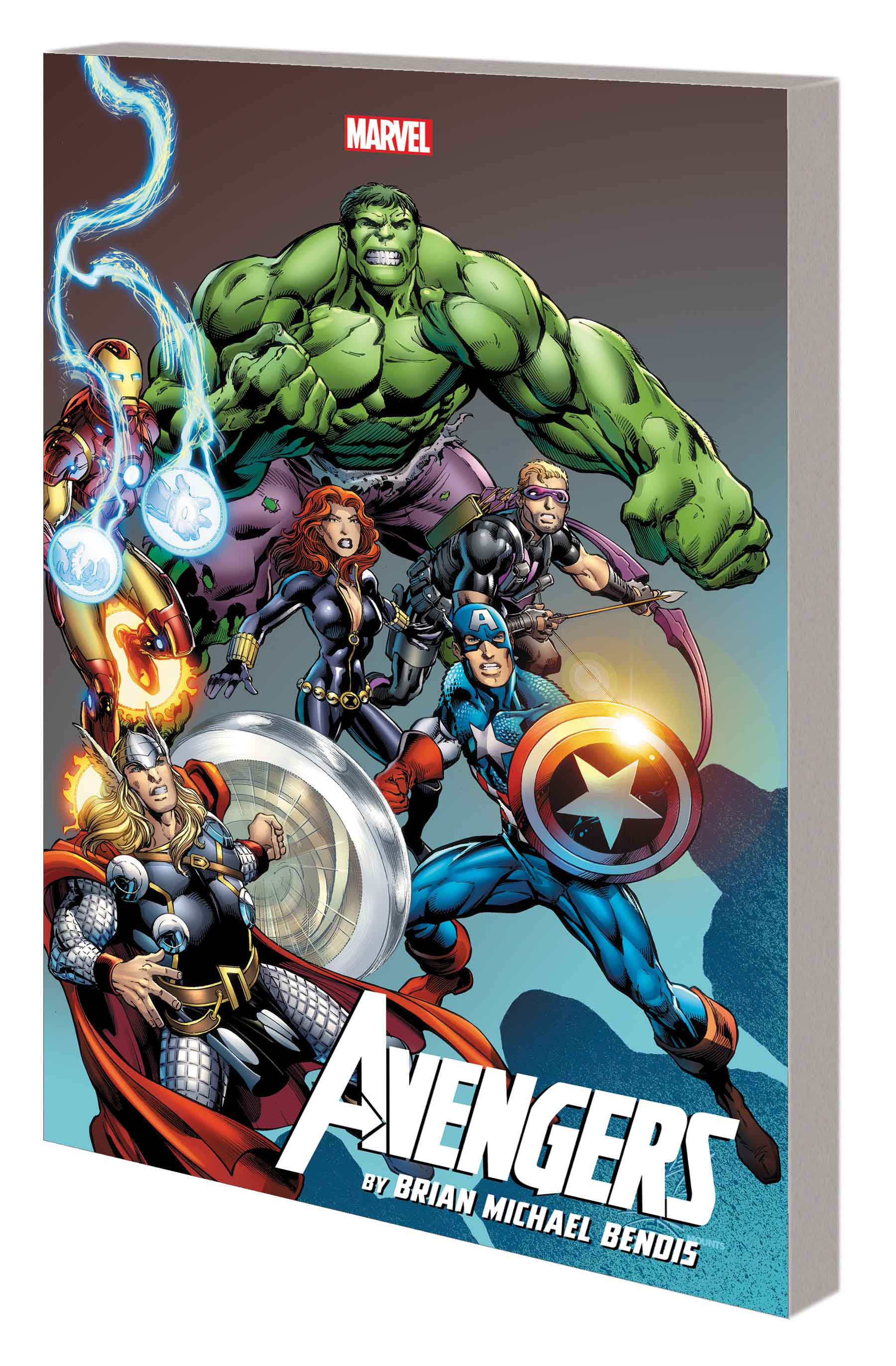 AVENGERS BY BRIAN MICHAEL BENDIS: THE COMPLETE COLLECTION VOL. 3 TPB