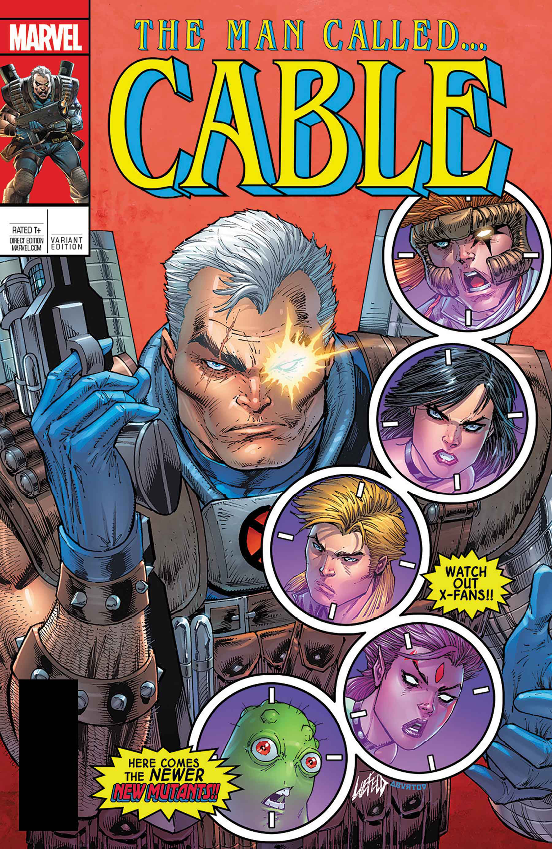 CABLE #150 VARIANT