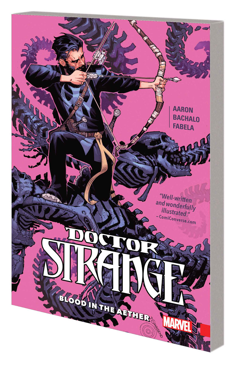 DOCTOR STRANGE VOL. 3: BLOOD IN THE AETHER TPB