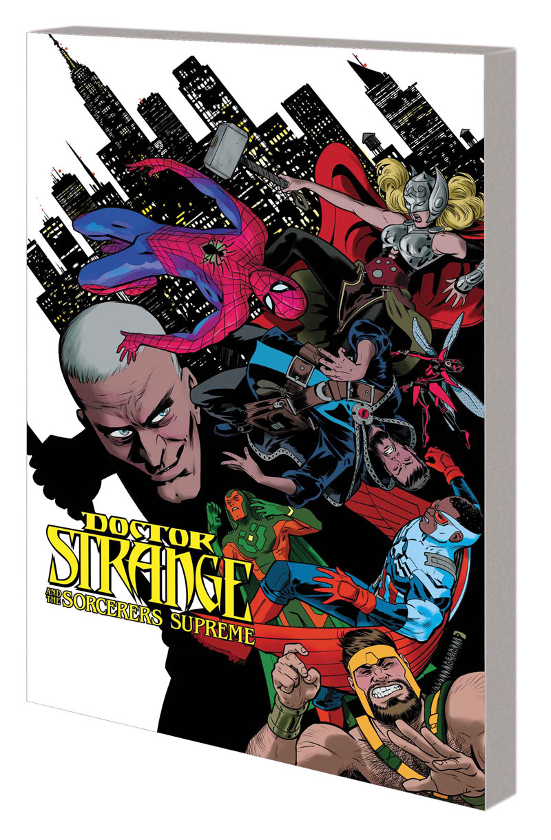 DOCTOR STRANGE AND THE SORCERERS SUPREME VOL. 2: TIME AFTER TIME TPB