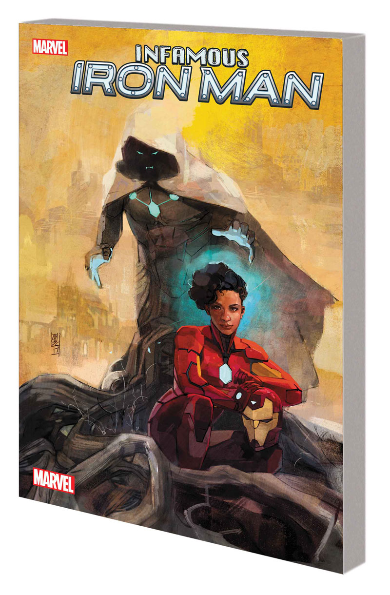INFAMOUS IRON MAN VOL. 2: THE ABSOLUTION OF DOOM TPB