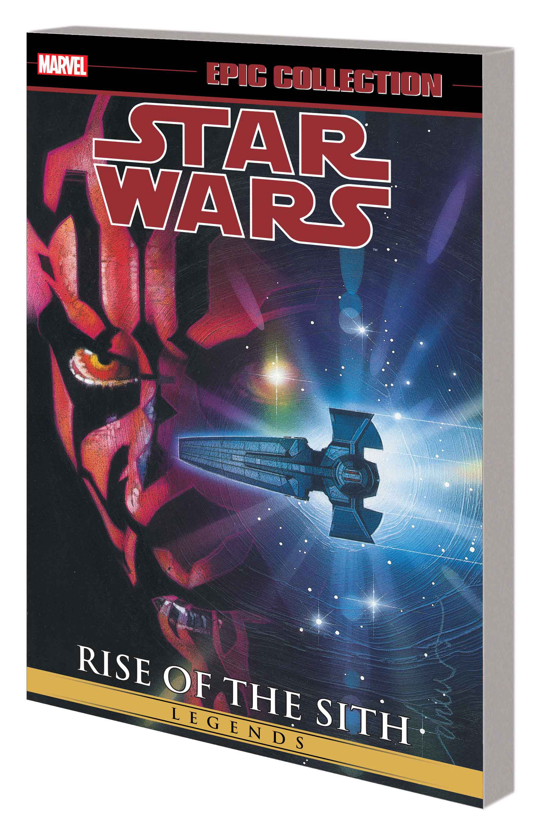 STAR WARS LEGENDS EPIC COLLECTION: RISE OF THE SITH VOL. 2 TPB