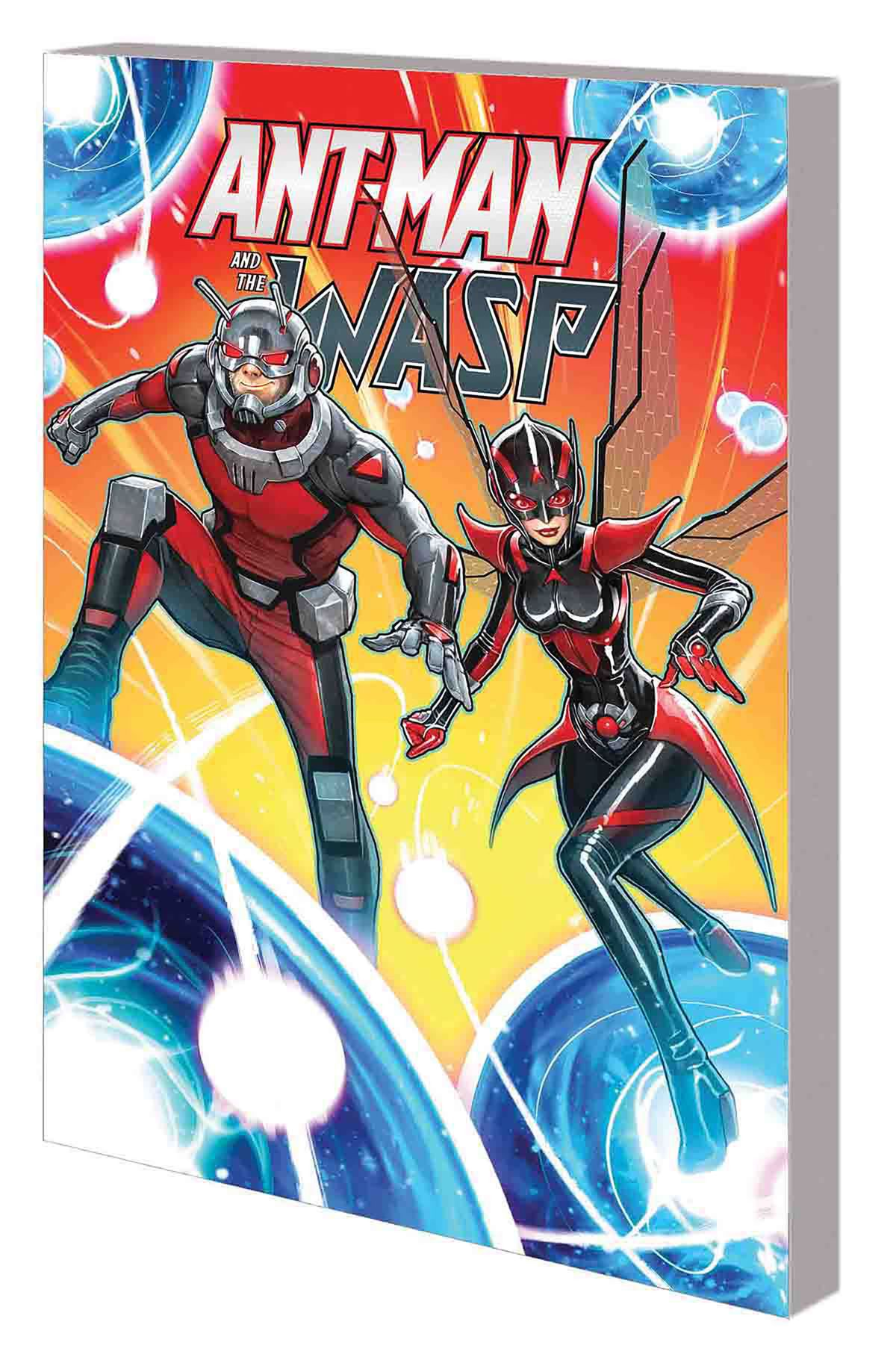 ANT-MAN & THE WASP TPB