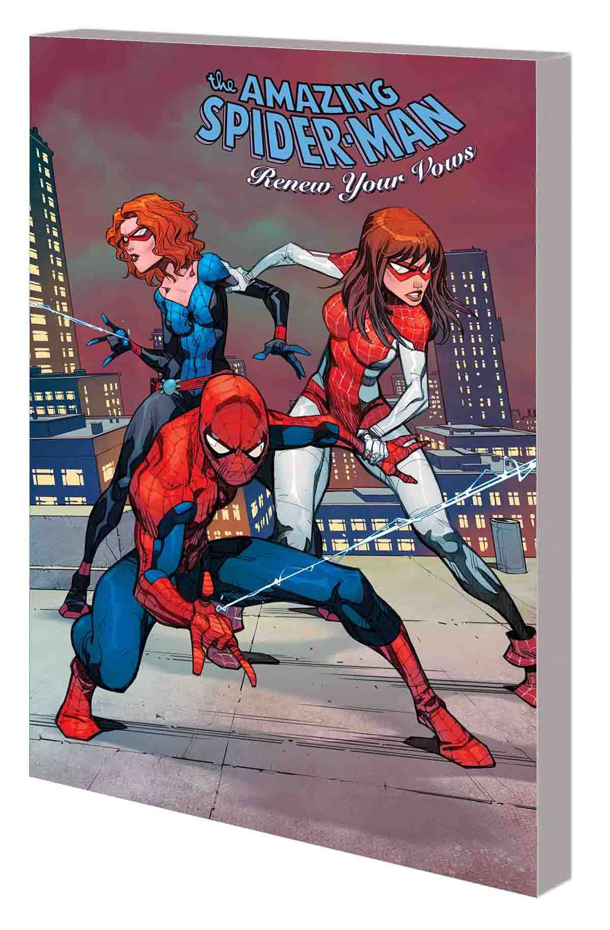 AMAZING SPIDER-MAN: RENEW YOUR VOWS VOL. 4 TPB