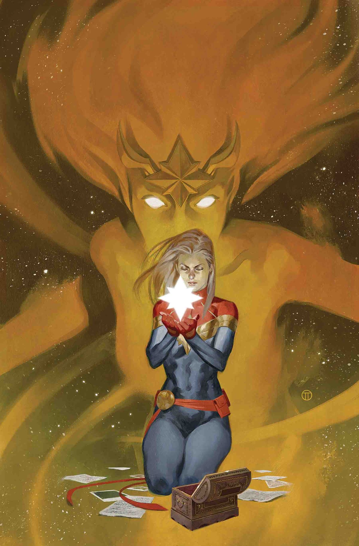 THE LIFE OF CAPTAIN MARVEL #4 (OF 5)