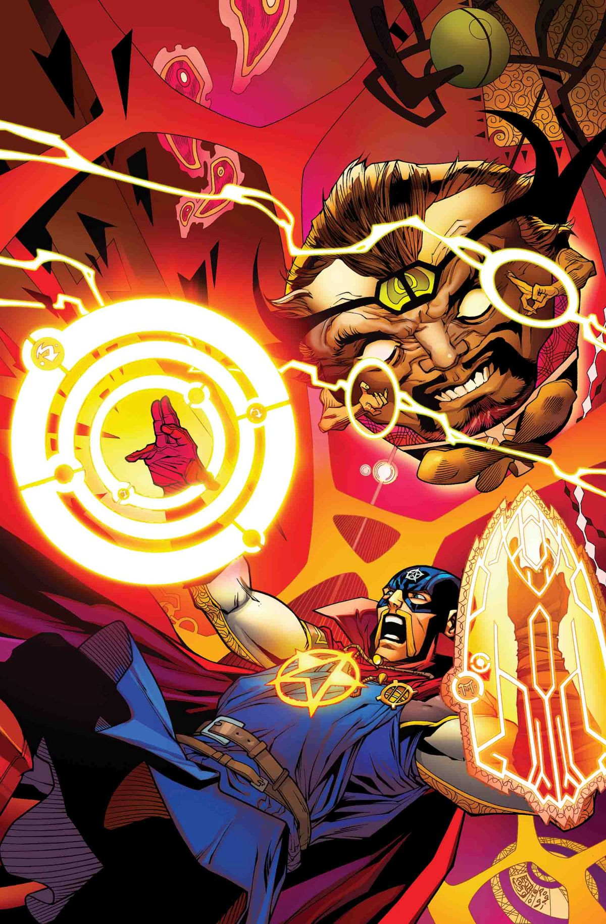 INFINITY WARS: SOLDIER SUPREME #2 (of 2)