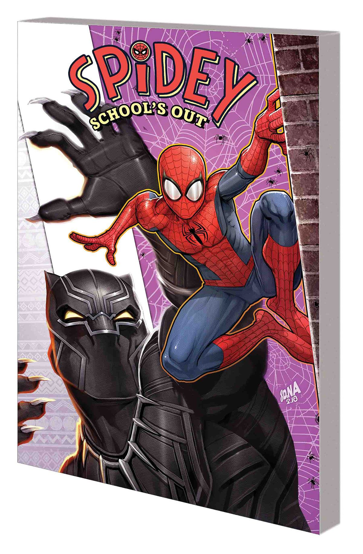 SPIDEY: SCHOOL'S OUT MPGN TPB