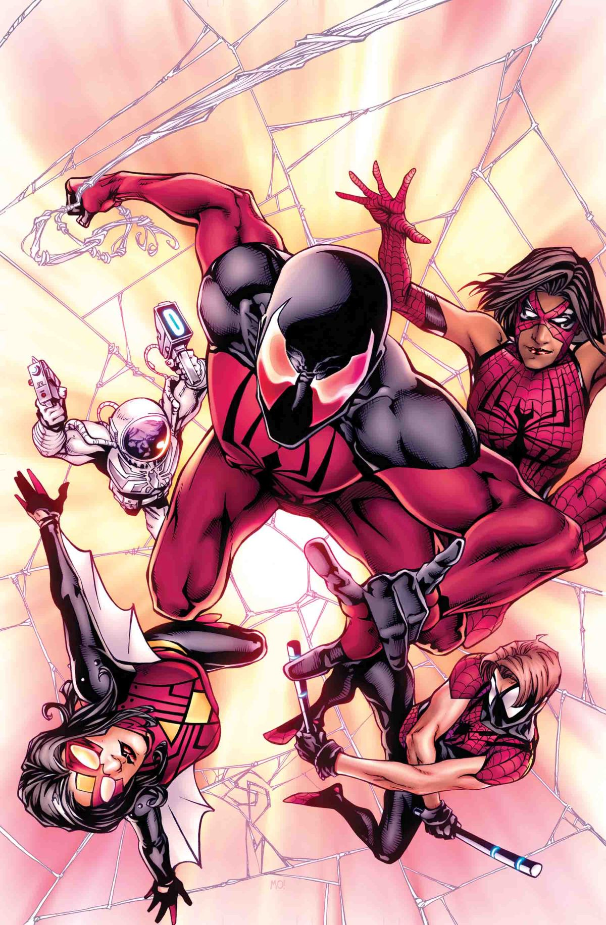 SPIDER-FORCE #1 (of 3)