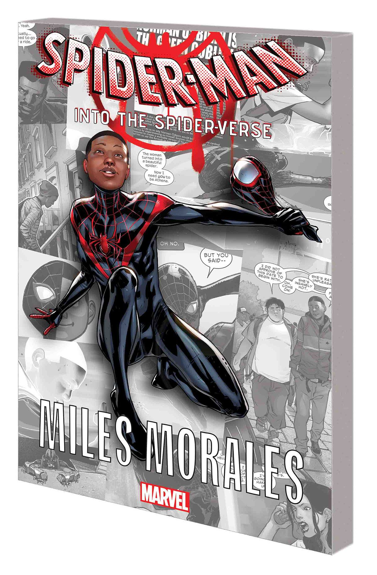 SPIDER-MAN: INTO THE SPIDER-VERSE — MILES MORALES GN-TPB
