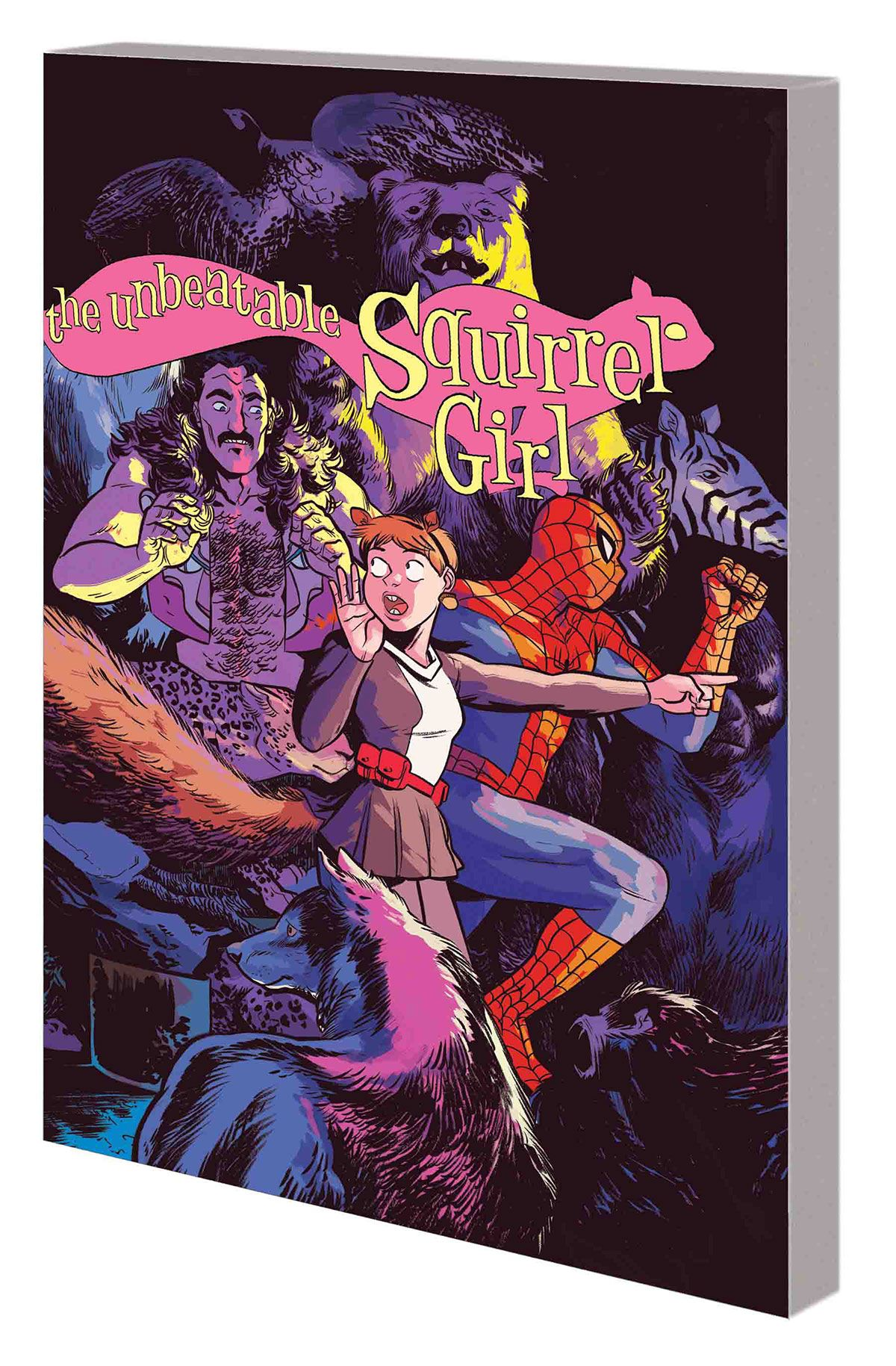 THE UNBEATABLE SQUIRREL GIRL VOL. 9: SQUIRRELS FALL LIKE DOMINOES TPB