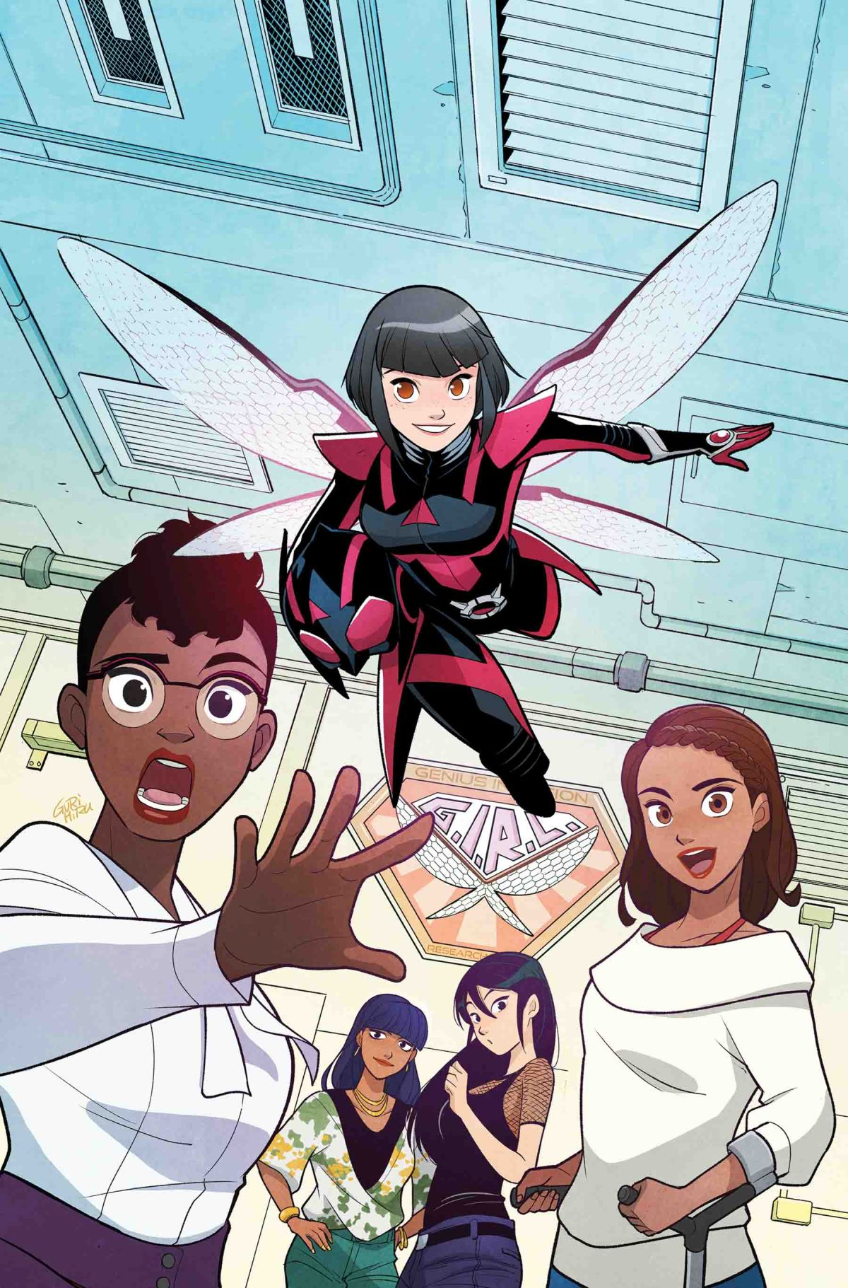 THE UNSTOPPABLE WASP #1 (OF 5)