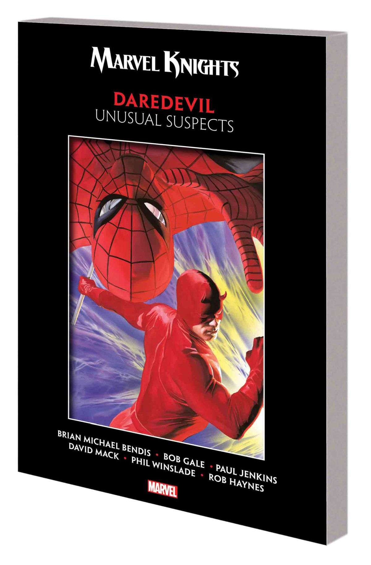 MARVEL KNIGHTS DAREDEVIL BY BENDIS, JENKINS, GALE & MACK: UNUSUAL SUSPECTS TPB