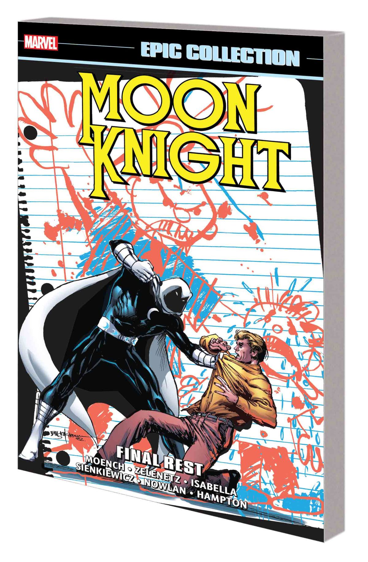 MOON KNIGHT EPIC COLLECTION: FINAL REST TPB
