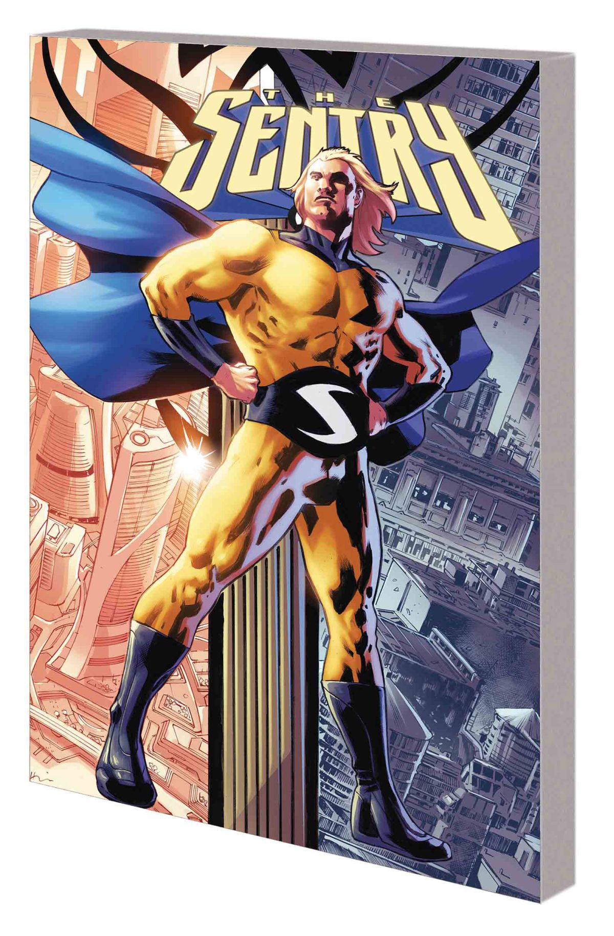 SENTRY: MAN OF TWO WORLDS TPB