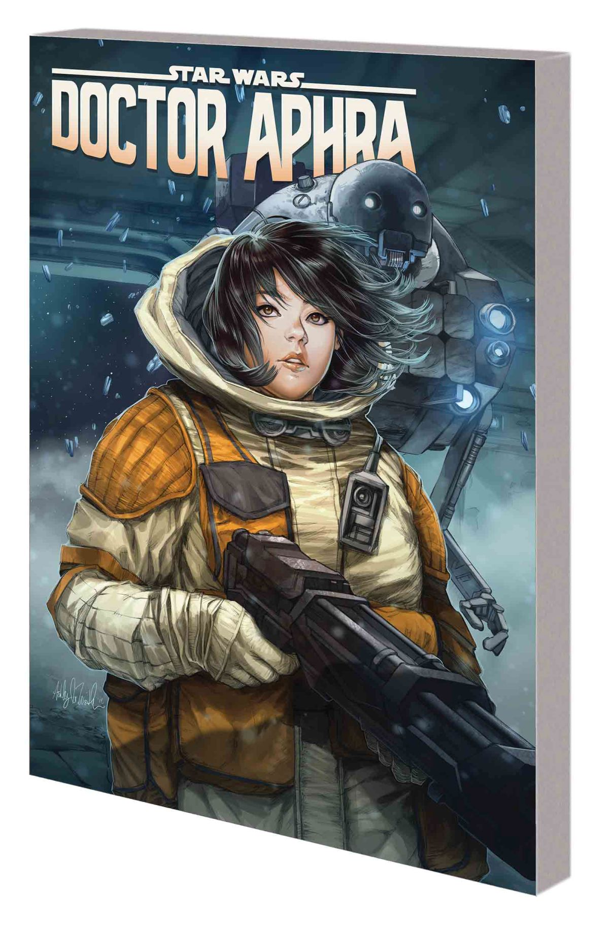 STAR WARS: DOCTOR APHRA VOL. 4: THE CATASTROPHE CON TPB