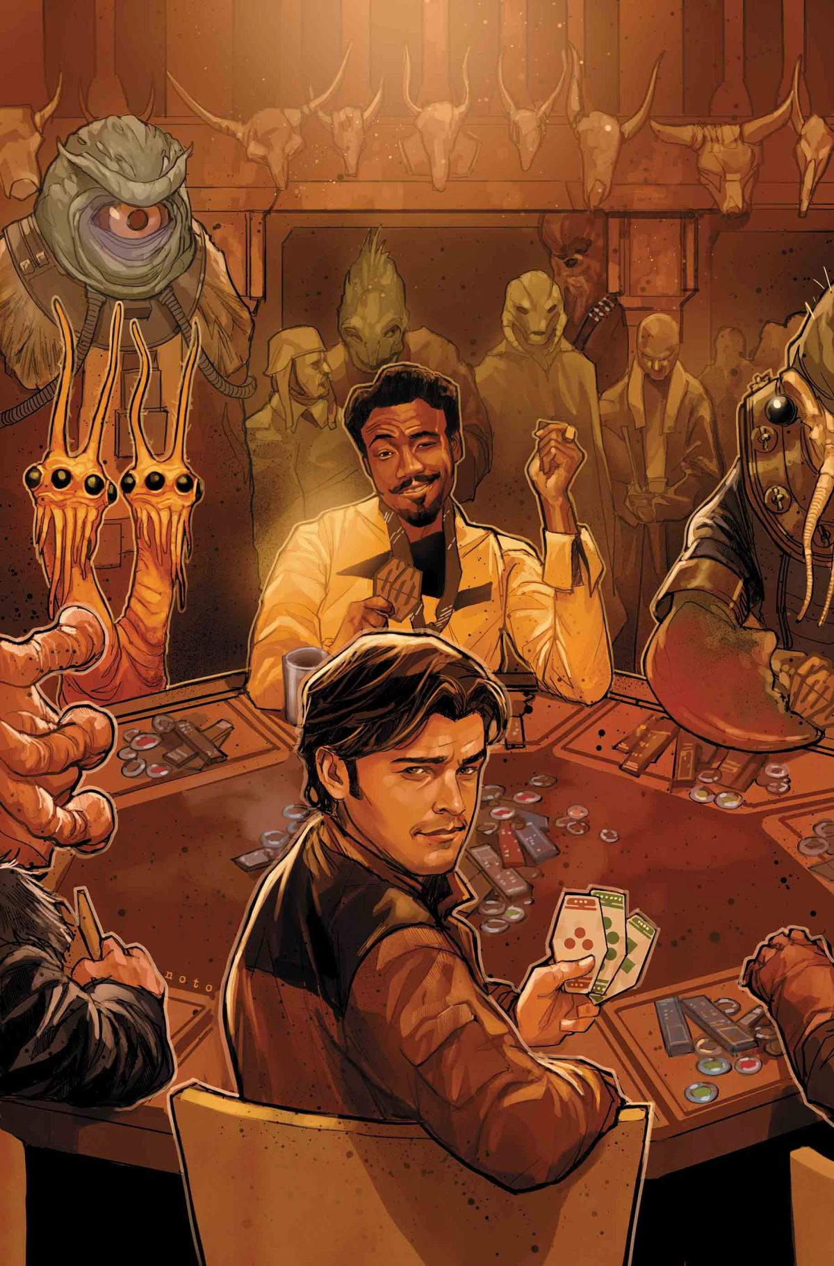 SOLO: A STAR WARS STORY ADAPTATION #3 (of 5)