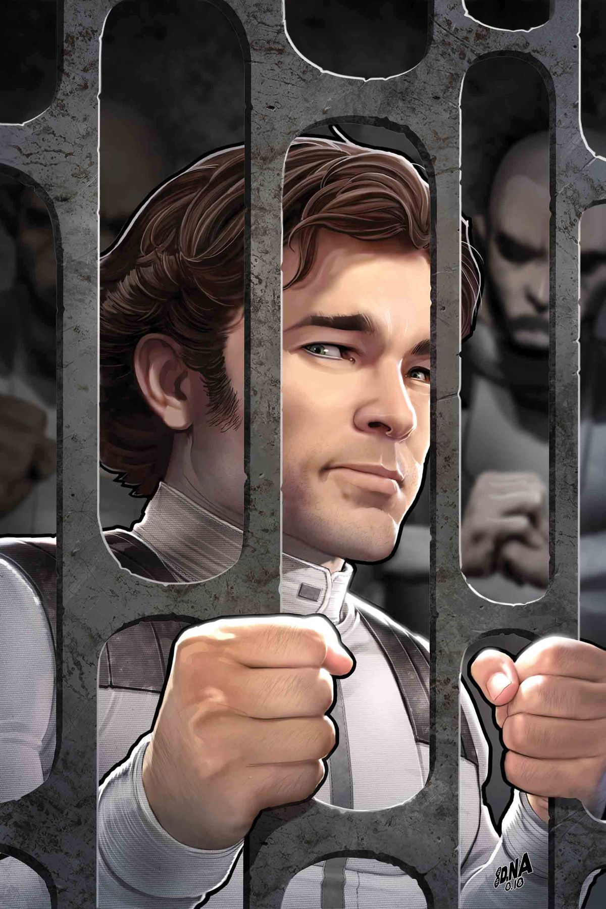 STAR WARS: HAN SOLO – IMPERIAL CADET #2 (of 5)