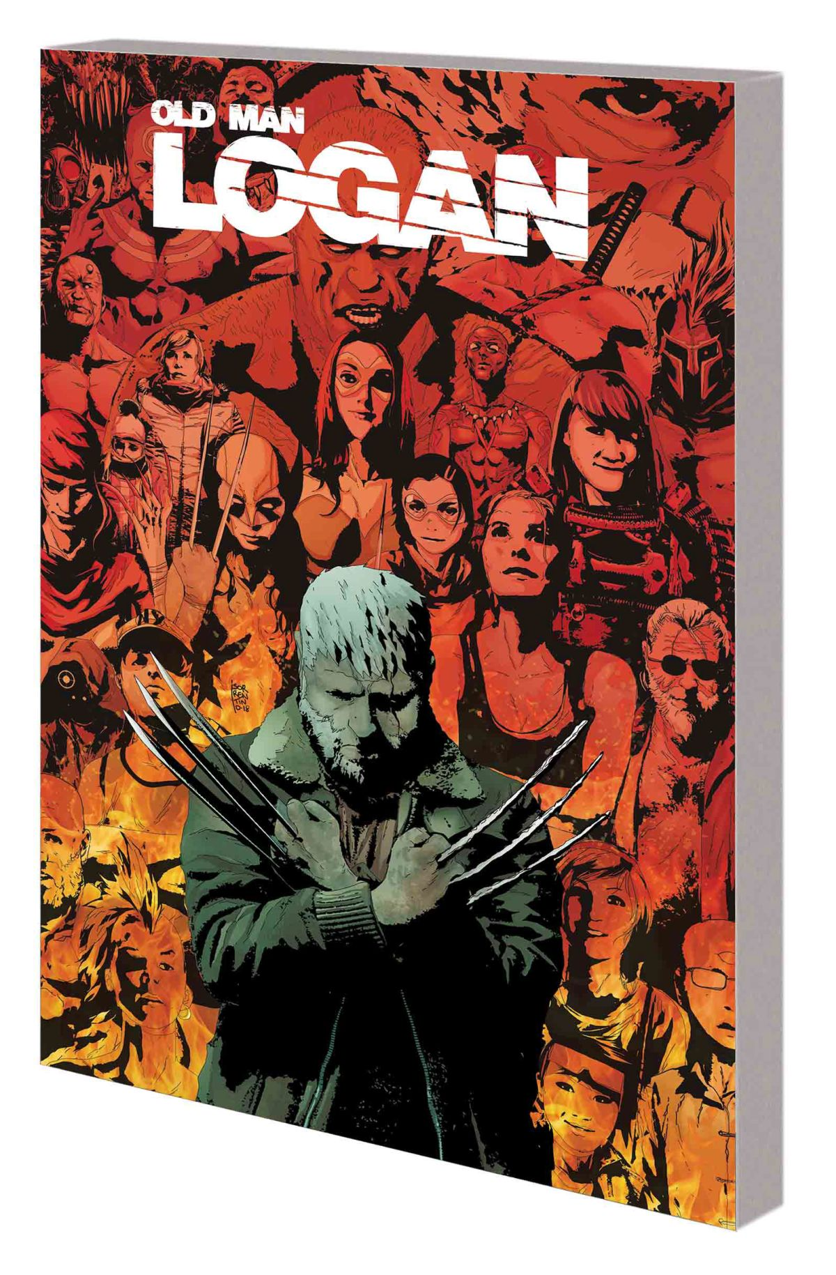WOLVERINE: OLD MAN LOGAN VOL. 10 — END OF THE WORLD TPB