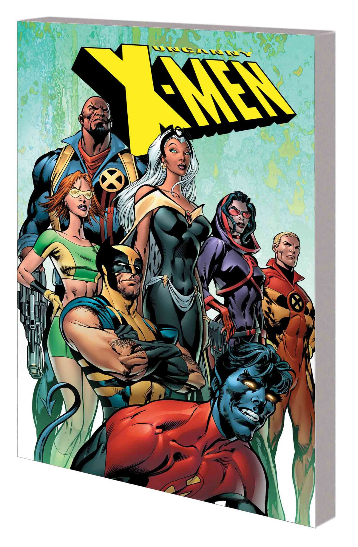 X-MEN: RELOAD BY CHRIS CLAREMONT VOL. 1 — THE END OF HISTORY TPB