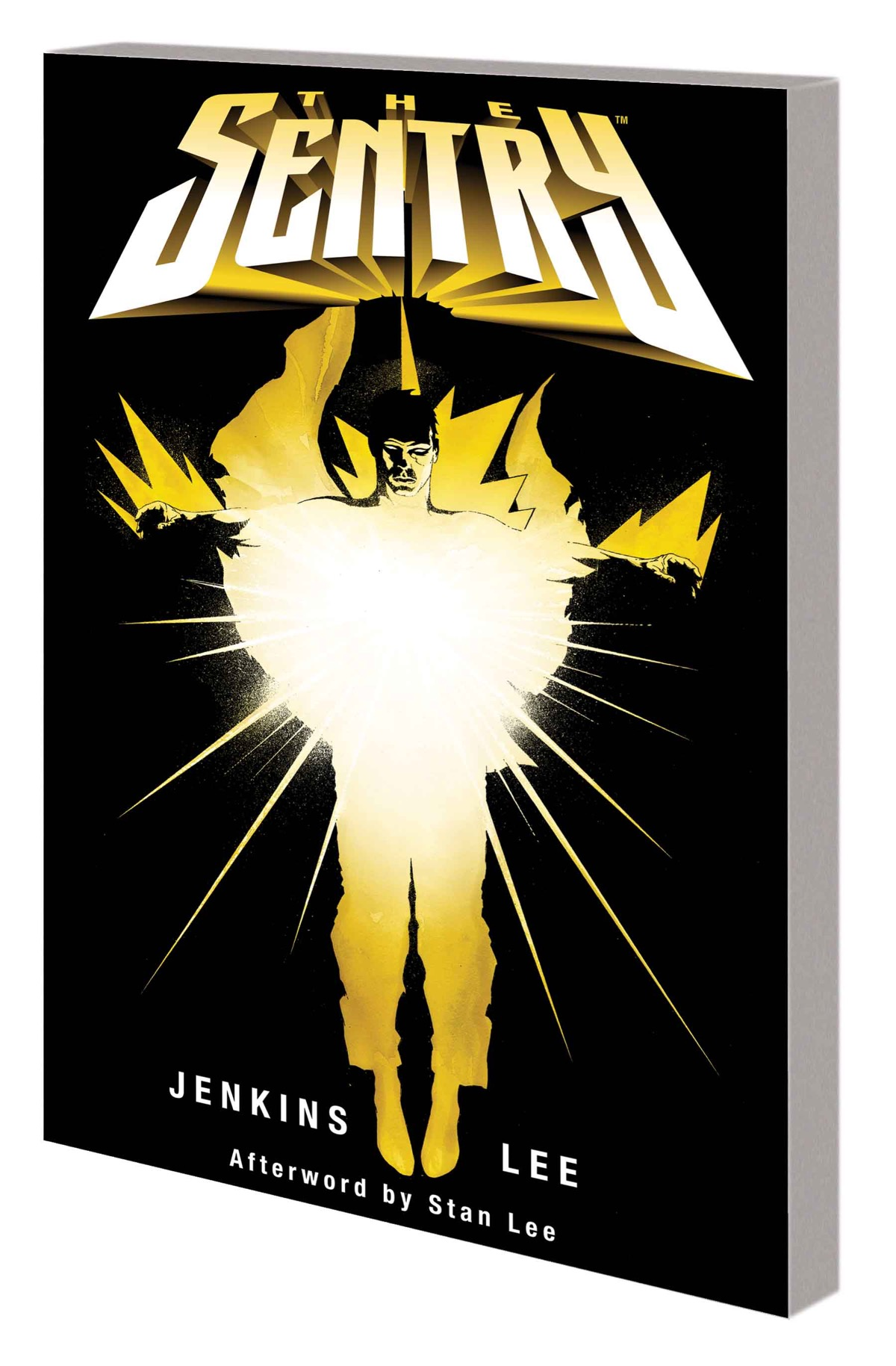 THE SENTRY TPB (NEW PRINTING)