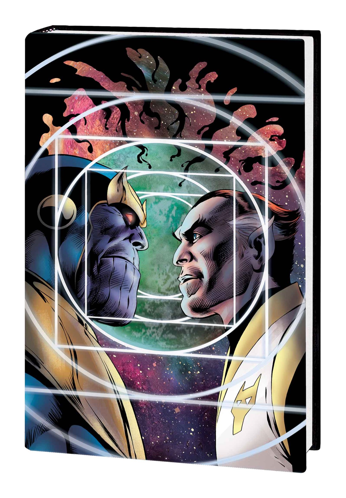 THANOS: THE INFINITY SIBLINGS OGN-HC